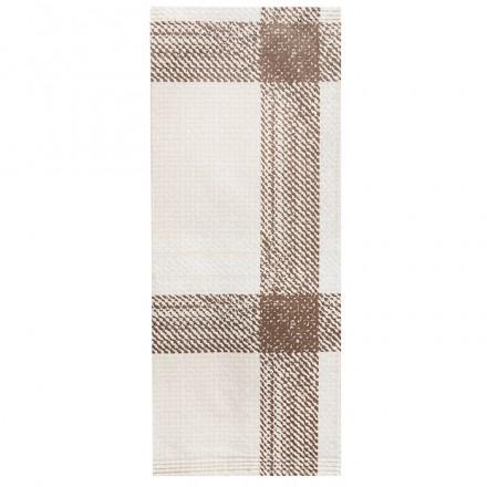 Sobre para Cubiertos Escocés Color Marrón (1.000 uds)