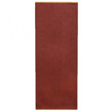 Sobre para Cubiertos Kraft Color Burdeos (caja 1.000 uds)