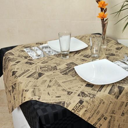 Mantel Ecológico Prensa 100x100 cm (400 Uds)