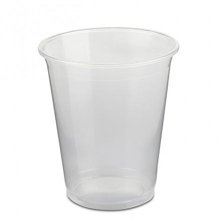 Vaso de Plástico Transparente 450 cc
