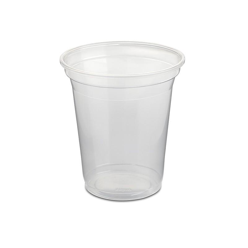 Vaso Plástico Transparente 400 cc