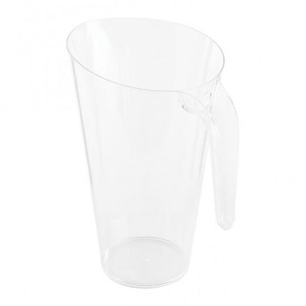 Jarra Transparente PS 1,5L (1 ud)