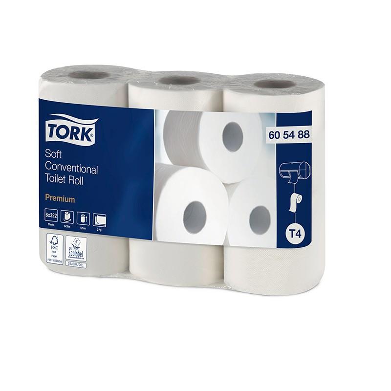 Higiénico Doméstico Tork Premium 38 m.
