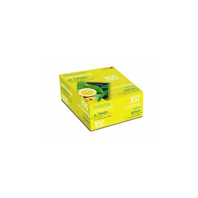 Toallita de Limón (100 Ud.)
