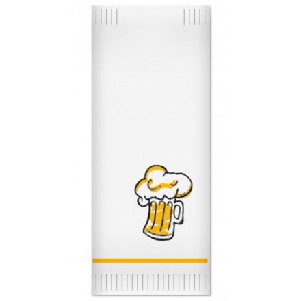 Sobres para Cubiertos Cerveza Margarita (1.000 Ud.)
