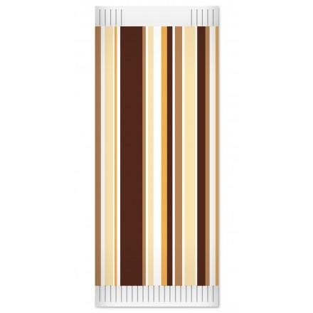 Sobres para Cubiertos Decorados Rigoletto Cacao