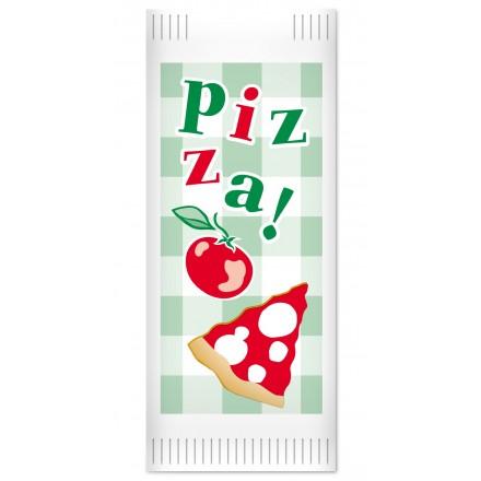 Sobres para Cubiertos Pizza e Basta (1000 Uds)