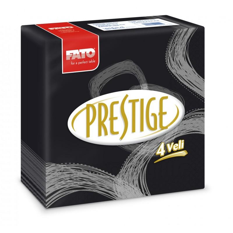 Servilleta de Papel 40x40 Prestige Decoradas Alisei