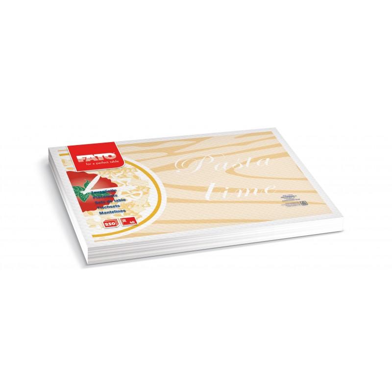 Mantel Individual 30x40 Pasta Time