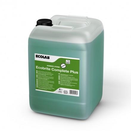 Detergente Ecobrite Complete Plus 20 Kg