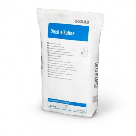 Detergente Duxil Alkaline 25 Kg