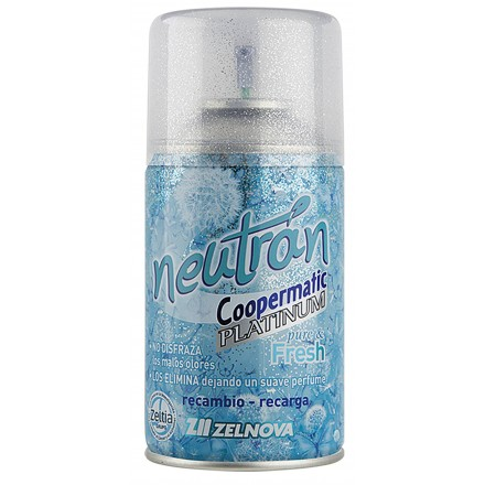 Neutralizador de olores Neutran Platinum Pure & Fresh (250 ml.)
