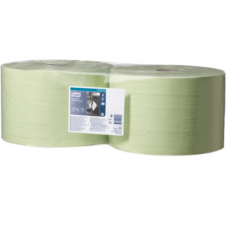 Bobina Industrial Tork Servoil Verde 510 (Pack 2 Ud)