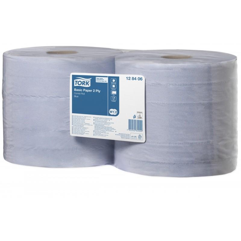 Bobina Industrial Tork Servoil Azul (Pack 2 Ud.)