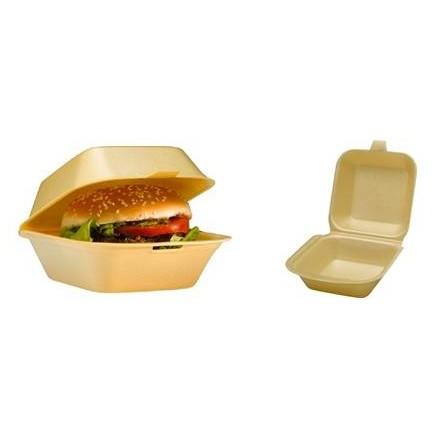 Concha hamburguesa pequeña Foam (500 uds)