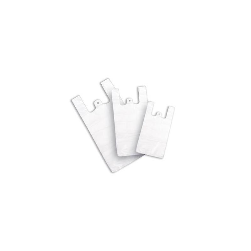b374d1695 Venta de Bolsas Camiseta Blancas Baratas para Tiendas - Fumisan