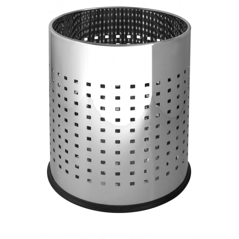 Papelera perforada 10 litros