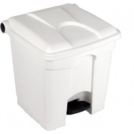 Contenedor tapa blanca 30 y 45L