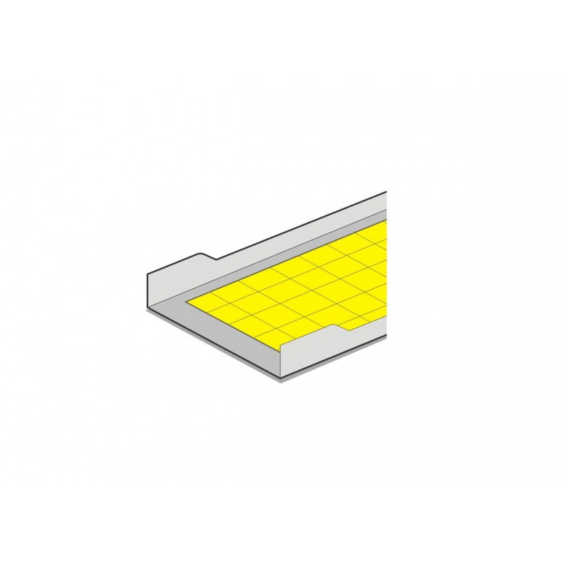 Láminas adhesivas Trap-1 para Línea Classic y E_Inox Suspension