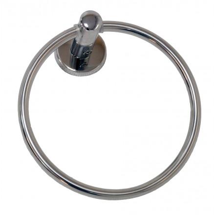 Toallero de anilla cerrada