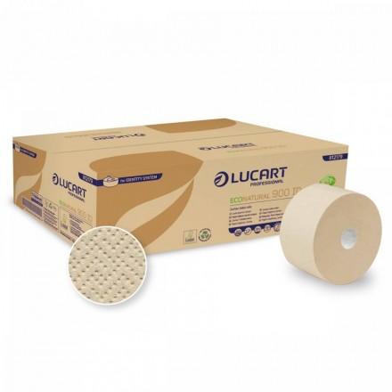 Higiénico Industrial EcoNatural Lucart 900 (12 uds.)