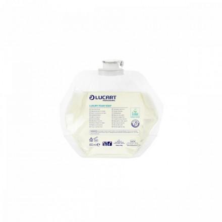 Jabón en espuma Luxury Lucart (6 uds.)