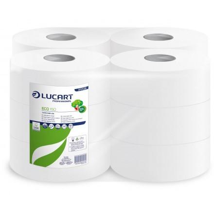 Higiénico industrial Lucart Eco 150 (12 Uds)