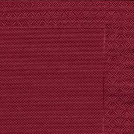 Servilleta de papel 33x33 cm punta-punta (50 Uds)