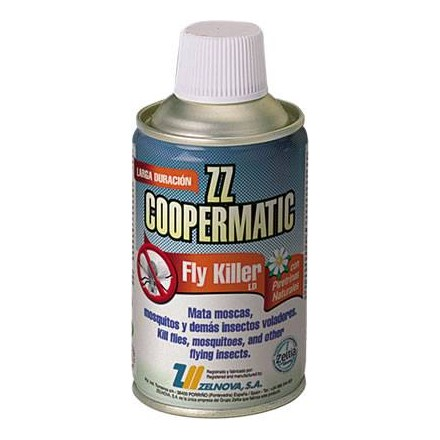 Insecticida Coopermatic