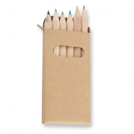 Caja lápices de colores