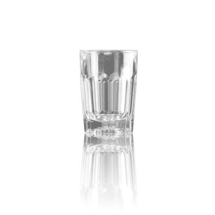 Vaso chupito policarbonato 25 cc (24 Uds)