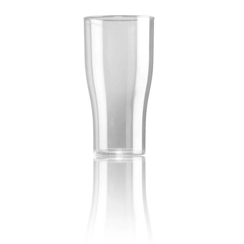 Vaso pinta cerveza policarbonato 280 ml (48 Uds)