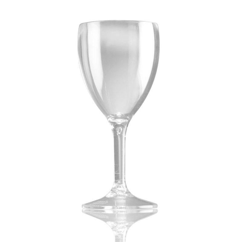 Copa agua policarbonato 250 ml (12 Uds)