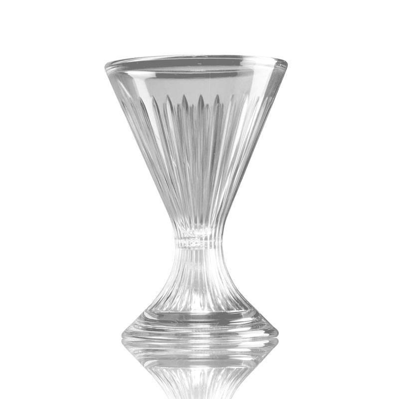Copa helados policarbonato 200 ml (12 Uds)