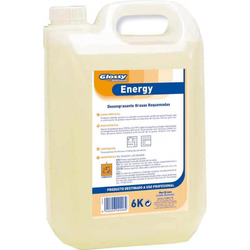 Desengrasante Glossy Energy (5 L)