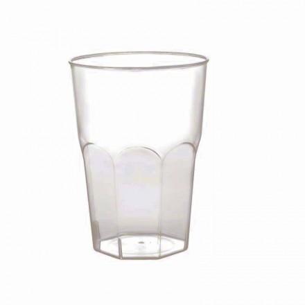 Vaso irrompible Granity 300 cc (25 Uds)