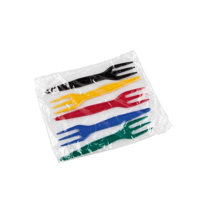 Mini tenedor Minichip 8 cm