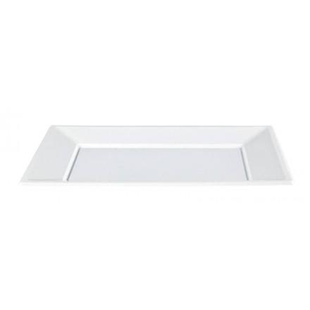 Bandeja Blanca 32x22 cm (25 Uds)