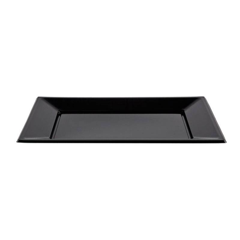 Bandeja Negra 32x22 cm.