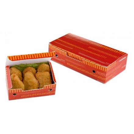 Caja para Fritos Grande (375 Uds)