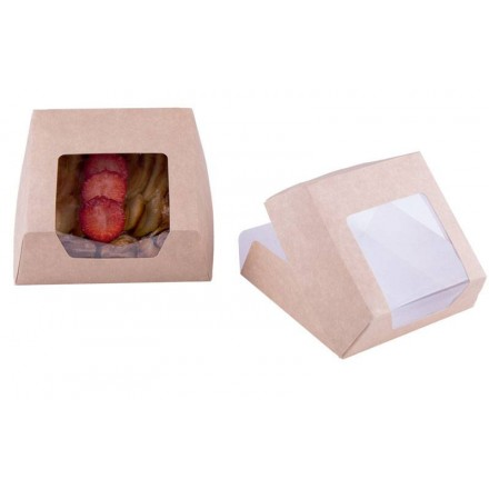Caja para Porción de Tarta Pequeña