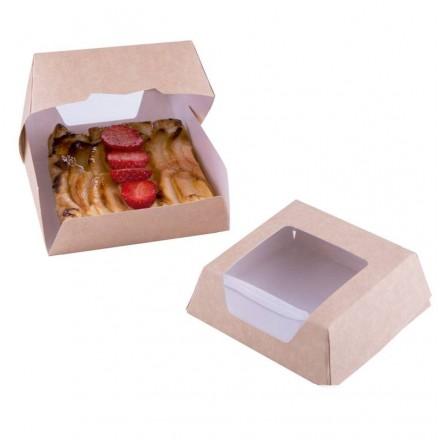 Caja para Porción de Tarta Grande
