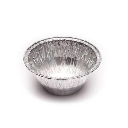 Envase de Aluminio Redondo 250 c.c.