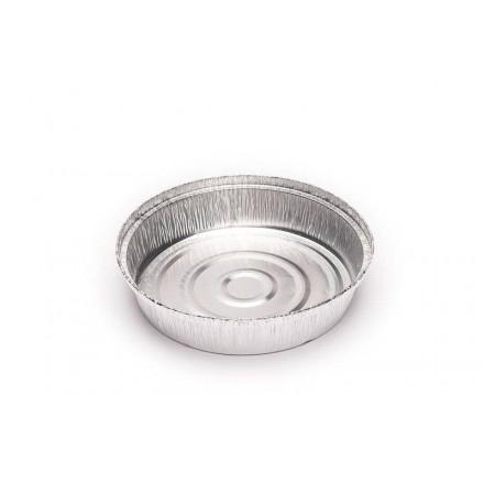 Envase Aluminio Medio Pollo