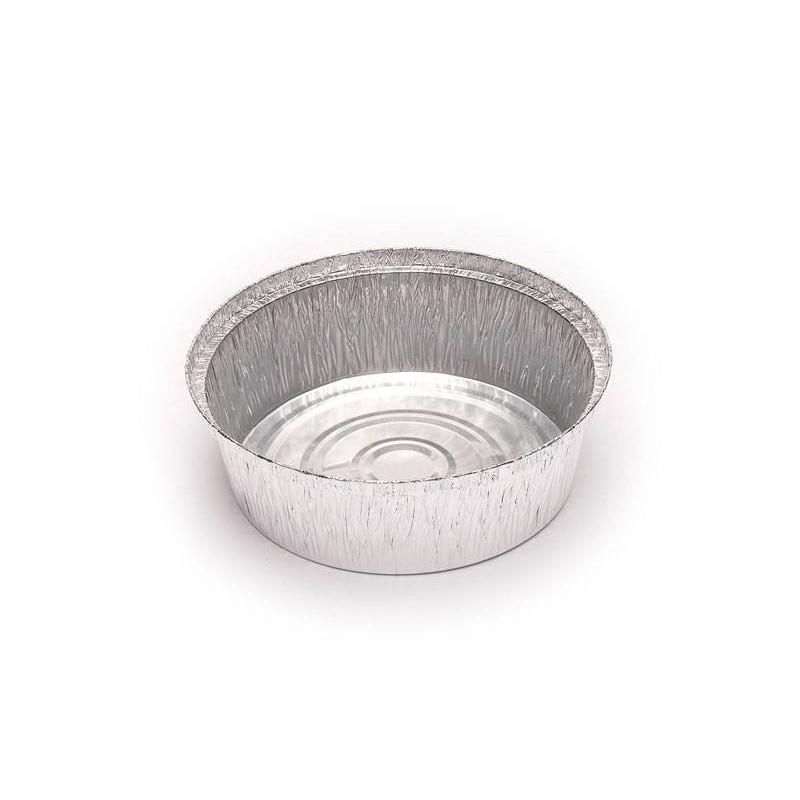 Envase Aluminio Redondo