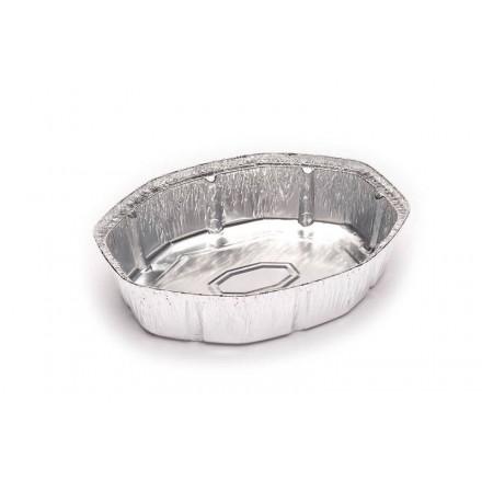 Envases de Aluminio Ovalado 1900 cc.