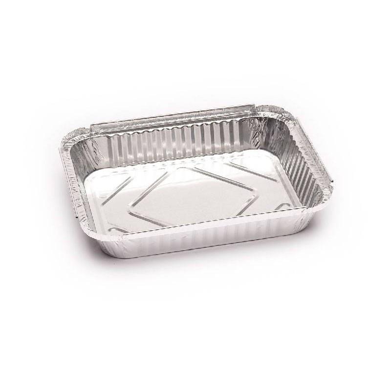 Envases de Aluminio Rectangular 1.180 cc.