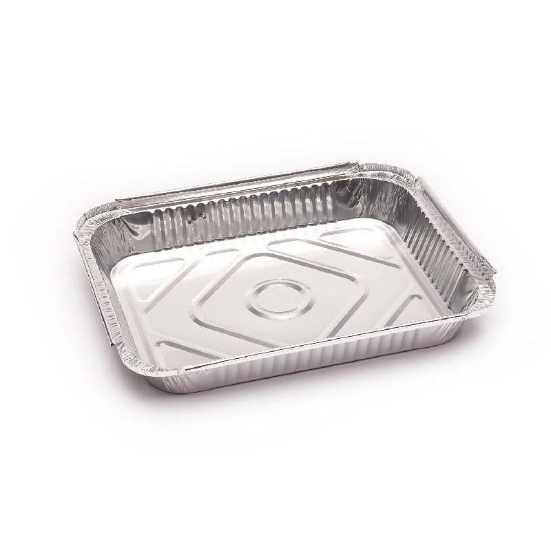 Envases de Aluminio Rectangular 2.400 cc