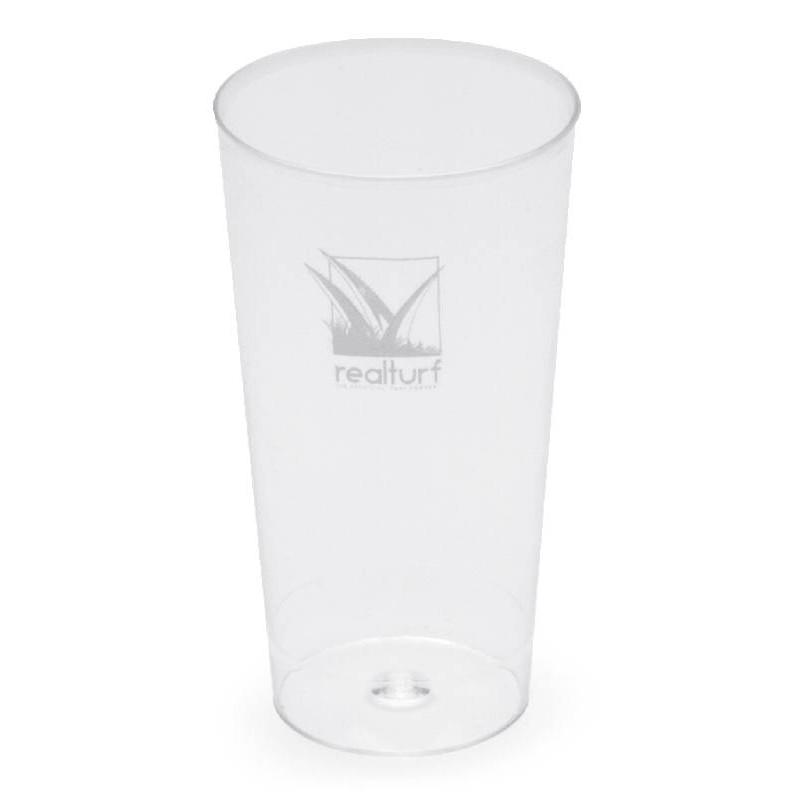 Vaso de Plástico Fino Personalizado 100 cc