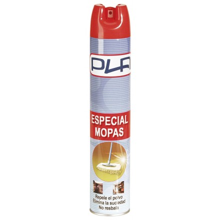 PLA Spray Mopas